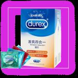презервативы DUREX от Love Monster Анжер