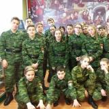 Камуфляжная одежда для кадетов летняя зи