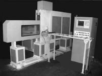 Пресс для пробивки отверстий шинах модел