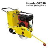 Honda-GX390 Нарезчик швов мощностью 13 л