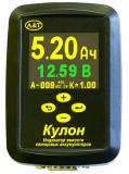 Индикатор, тестер емкости аккумуляторов