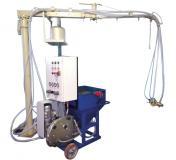 Установка СЦ-45 для напыления стеклофибр