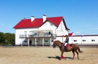Продаётся конно-спортивный комплекс