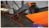 ; Транспортер ленточный наклонный ТЛН-50
