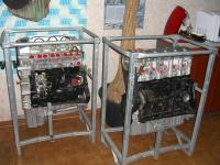 Двигатель на а/м VW T4