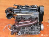 Продается двигатель на а/м VW Passat