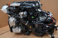 Двигатель Skoda Octavia II 1.8 TSI