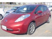 Электромобиль хэтчбек Nissan Leaf кузов