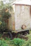 Вагончик, бытовка, телега на колёсах
