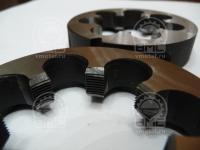 Плашки для ремонта осей М75х1,5, М72х1,5