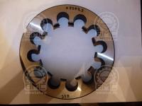 Плашка М75х1,5 для восстановления осей b