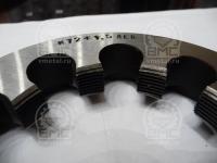 Плашки для ремонта осей полуприцепов М75