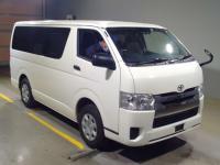 Грузопассажирский микроавтобус Toyota Hi