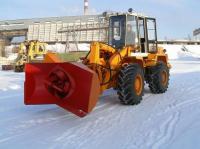 Снегоочиститель на Амкодор ЕМ-800