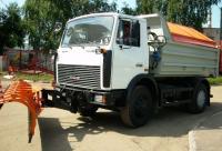 КДМ на МАЗ 5551 / 5550 (10т.)