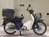 Мотоцикл дорожный Honda Super Cub E рама