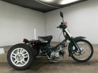 Трайк мопед мокик Honda Super Cub Trike