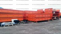 Кузов на камаз 45143 (7,6 м.куб.)