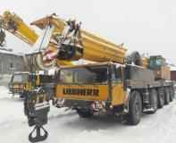Продам автокран Либхерр Liebherr LTM 112