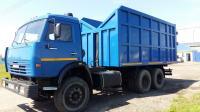 КАМАЗ 65115 ломовоз