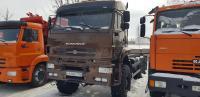КАМАЗ 65225 шасси