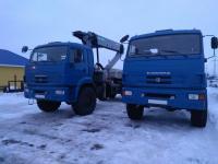 КАМАЗ 43118 с ГМУ ИФ-300