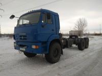 КАМАЗ 43118 тягач