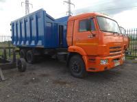 КАМАЗ 65115 ломоз