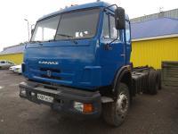 КАМАЗ 53215 шасси