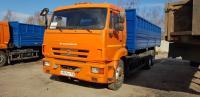 КАМАЗ 65115 зерновоз