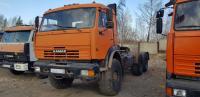 КАМАЗ 44108 тягач