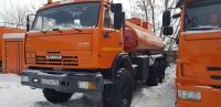 КАМАЗ 43118 топливозаправщик