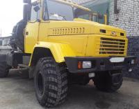 Продам вездеход, 6х6, тягач КРАЗ-6446, л