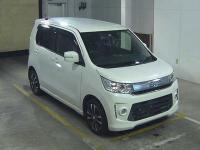 Хэтчбек кей-кар гибрид Suzuki Wagon R ку