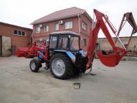 ЭО-2626 на базе трактора МТЗ-82