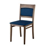 Деревянные стулья из бука в современном