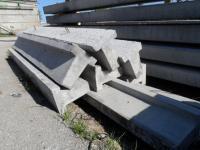 Лежни железобетонные серия 3.407.1-157