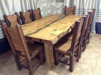 Столы и столешницы из слэба и массива, и
