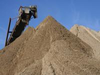 Песок, чернозем, торф, ОПГС, Крошка асфа