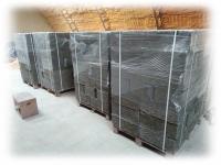 Стеновые арболитовые блоки  М25