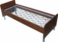 Оптом на заказ кровати металлические