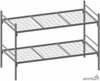 Купить по доступным ценам кровати металл