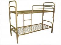 Металлические кровати в казармы, дешево