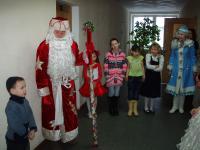 Дед Мороз  и СНЕГУРОЧКА в Стерлитамаке