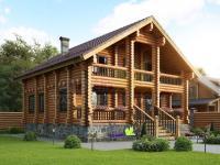 Деревянные дома в Пензе!