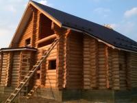 Строительство деревянных домов Псковская
