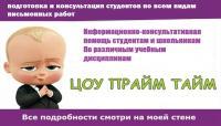 Информационно-консультационные услуги ст