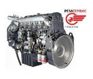 Ремонт двигателей Scania, Man, Mercedes,