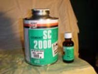Клей SC2000. Стыковка транспортерных лен