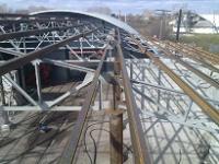 Сварные строительные металлоконструкции